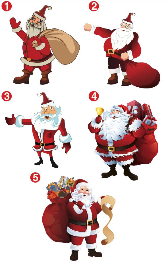 Santa Variations